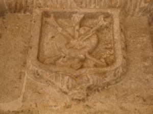 Escudo de la orden agustina